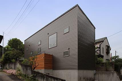 ファーバルデザイン注文住宅施工事例外観イメージ